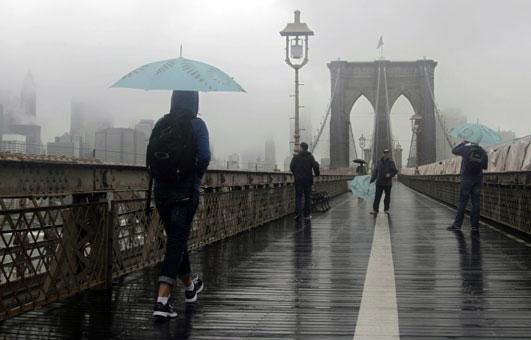 umbrella bridge