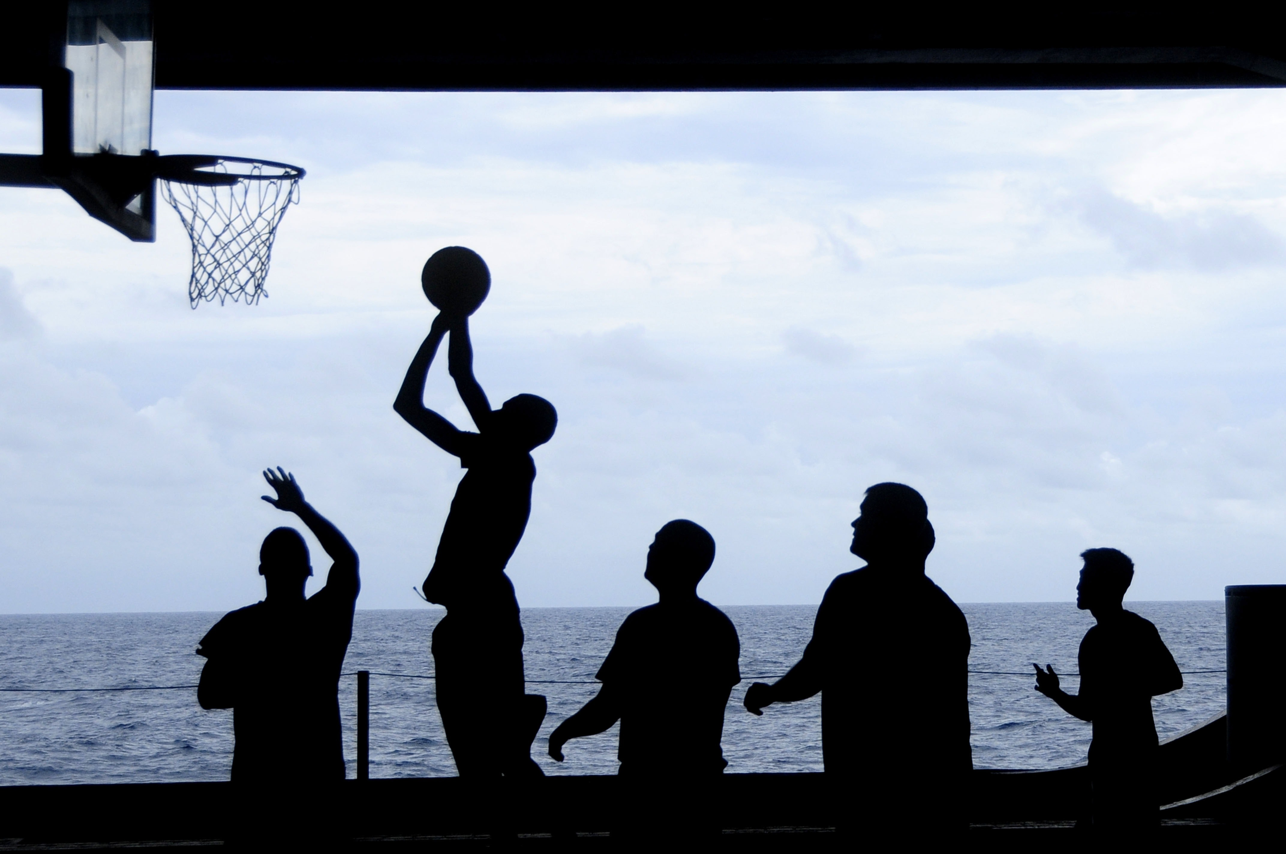 basketball-game-ocean-69773